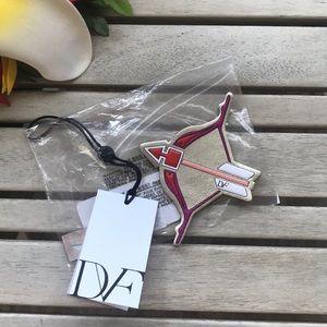 Diane Von Furstenberg Zodiac Appliqué